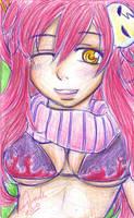 Yoko by Clolymy