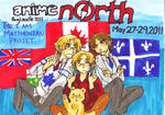 Anime North Promotion
