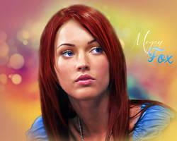 Megan Fox by Kasicka1111