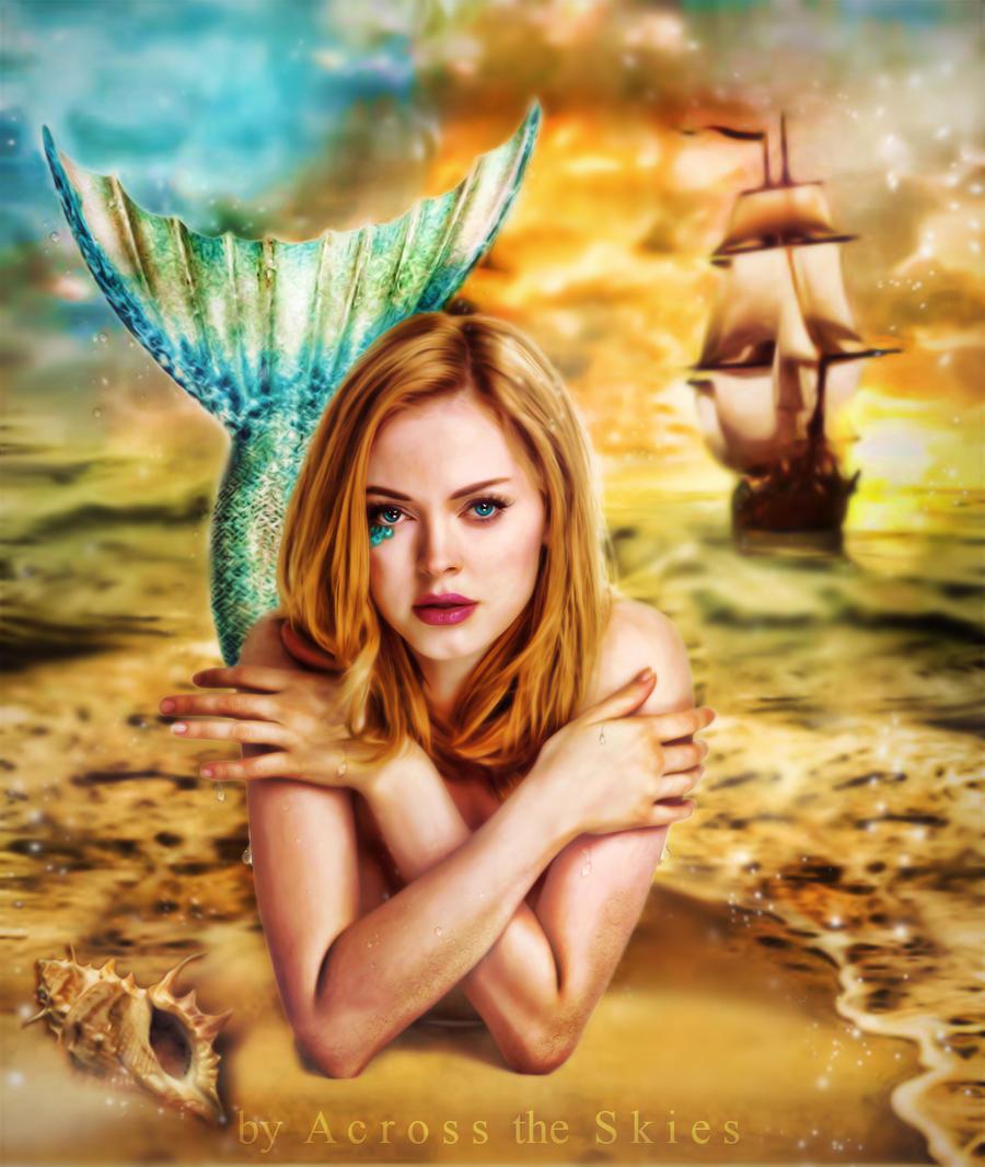 Mermaid by Kasicka1111