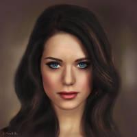 Lyndsy-Fonseca by Kasicka1111