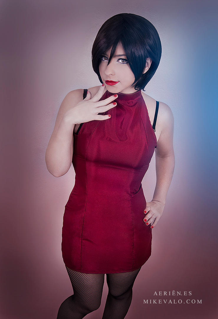 Ada Wong by Aerien-Designs