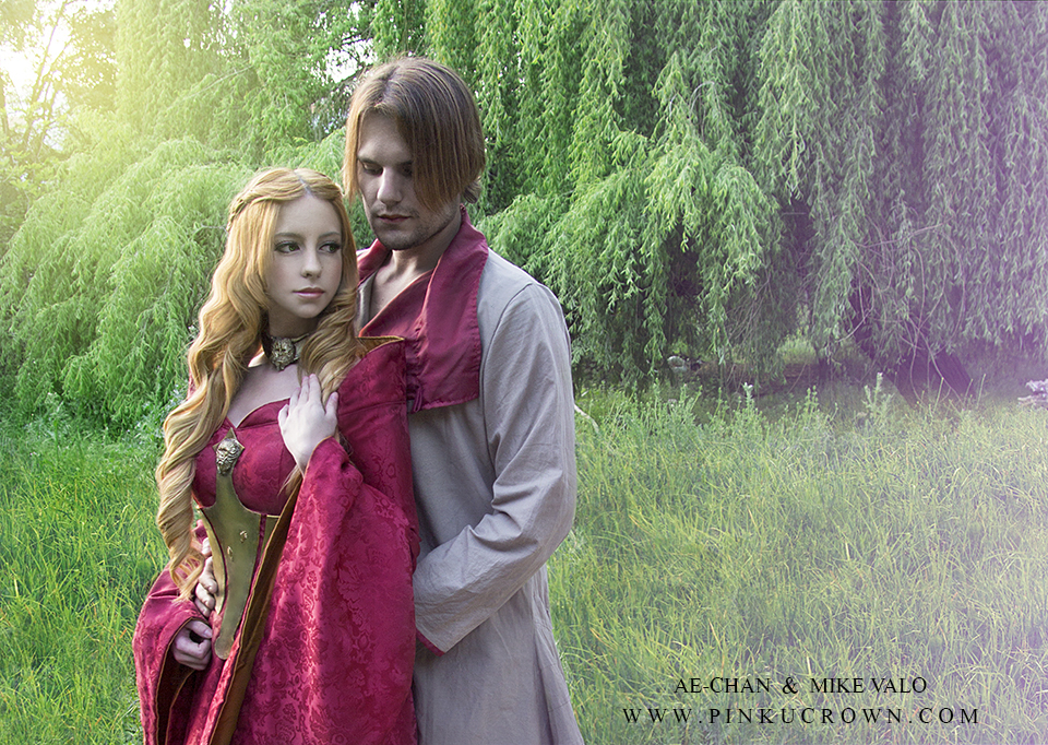 Cersei and Jaime by Aerien-Designs