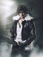 Squall by Rebeca Saray