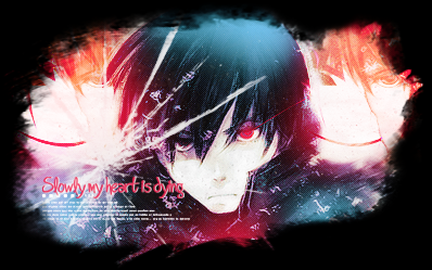 Hei | Darker than Black by Knightwalker08