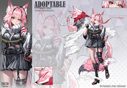 [CLOSED]ADOPT AUCTION Number:79