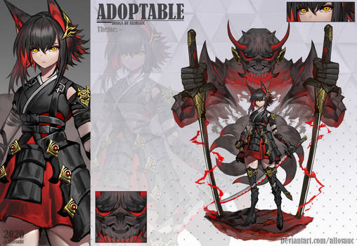 [CLOSED]ADOPT AUCTION Number:99