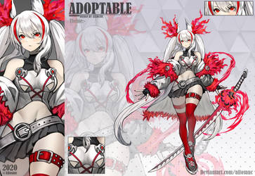 [CLOSED]ADOPT AUCTION Number:108