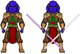 Jedi Master Asilas by LieutenantAleka