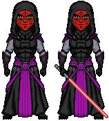 Darth Moredus: Sith Sorcerer by LieutenantAleka