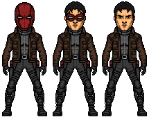 The Red Hood by LieutenantAleka