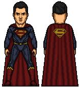 Superman by LieutenantAleka