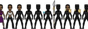 Black Panther - (Shuri)