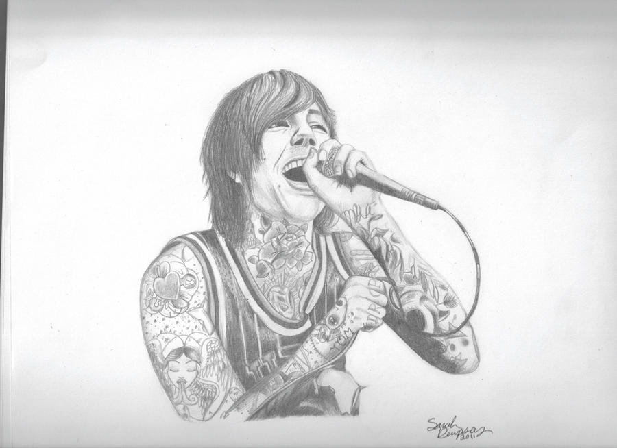 BMTH by StaryeyeWonders