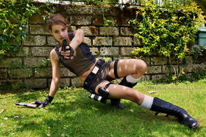 Tomb Raider Underworld: Locked by FuinurCroft