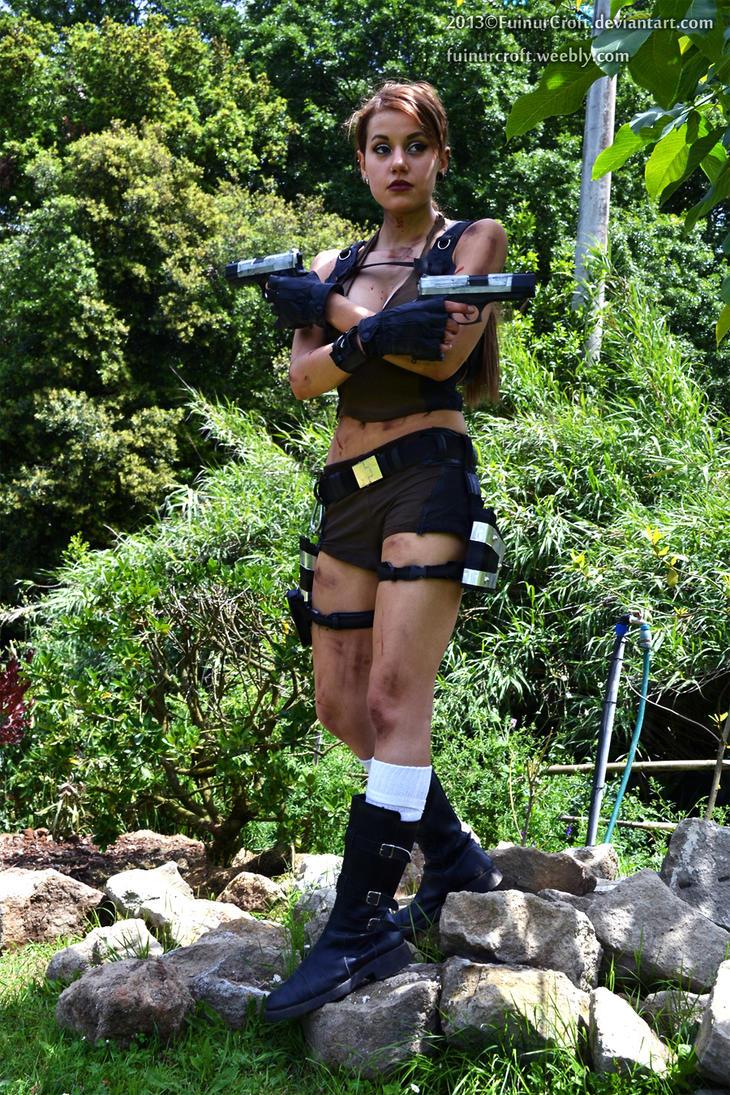Tomb Raider Underworld: Render by FuinurCroft