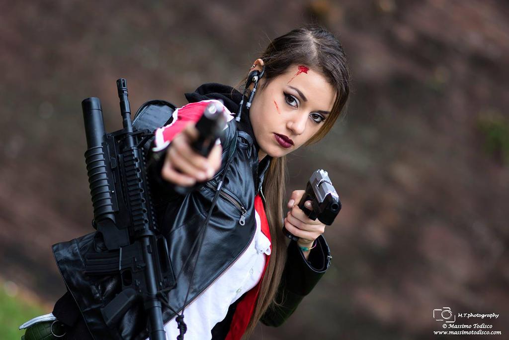 Tomb Raider Legend - Target: locked by FuinurCroft