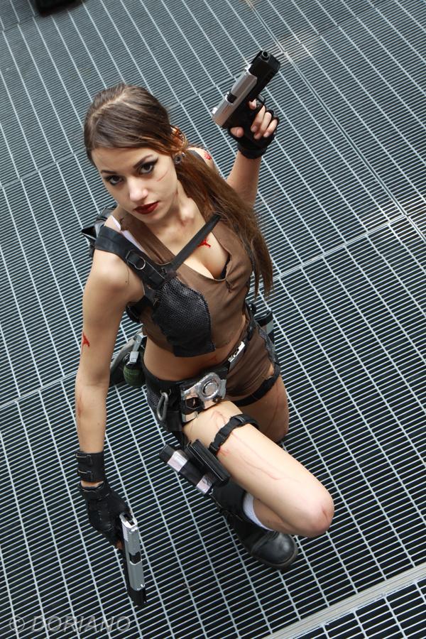 Tomb Raider Underworld - Looking by FuinurCroft