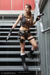 Tomb Raider Underworld - Stairs