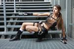 Tomb Raider Underworld - Ready to kill