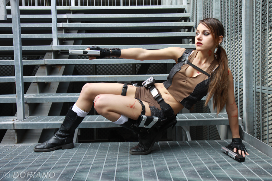 Tomb Raider Underworld - Ready to kill by FuinurCroft