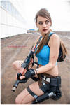Lara Croft and the Guardian of Light - Watch out