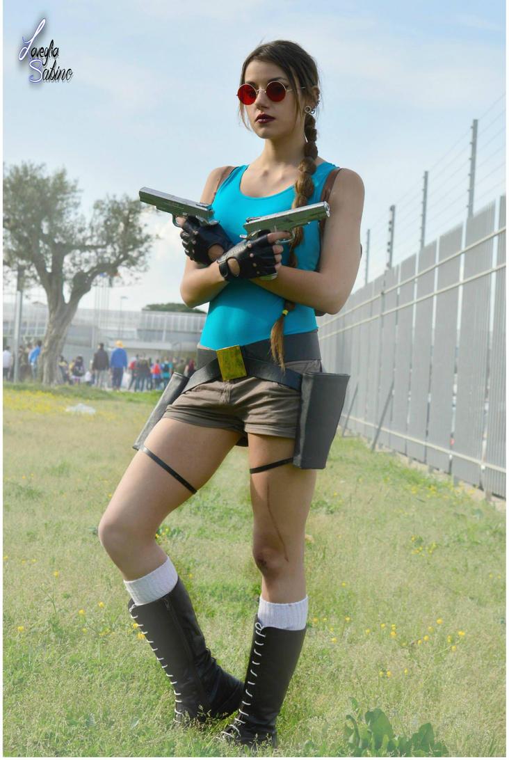 Tomb Raider - Je suis Miss Croft by FuinurCroft