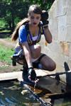 Tomb Raider Legend - Fountain