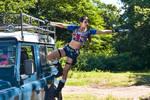 Tomb Raider Legend - Land Rover