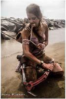 Tomb Raider 9 - Survivor by FuinurCroft