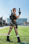 Tomb Raider AOD - Render pose