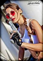 Tomb Raider III South Pacific - Gun by FuinurCroft