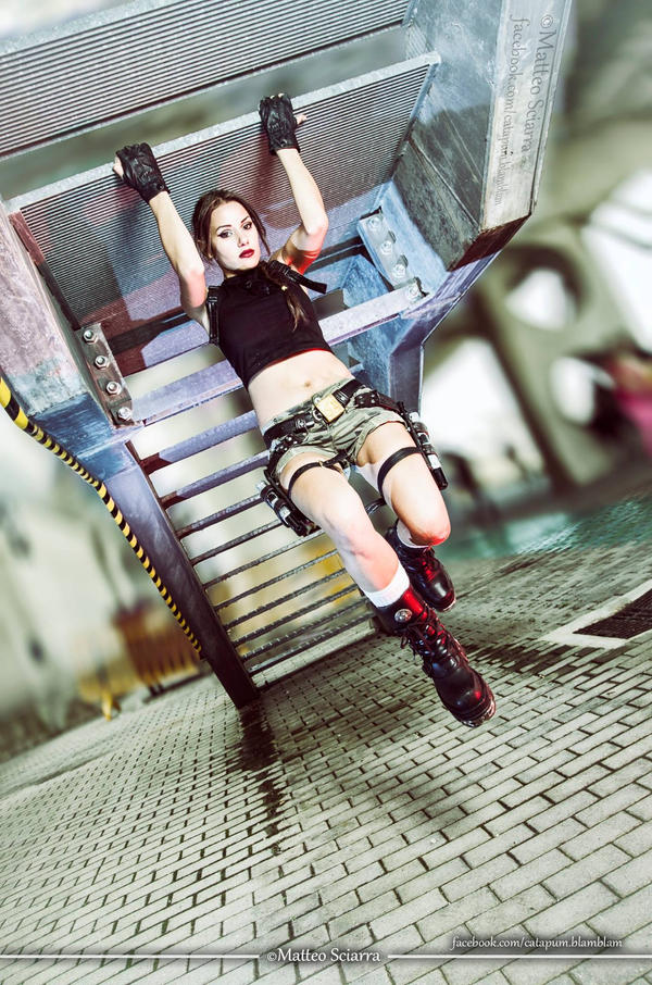 Tomb Raider AOD - Stairs by FuinurCroft