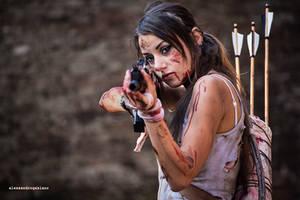 Tomb Raider 9 - Target locked by FuinurCroft