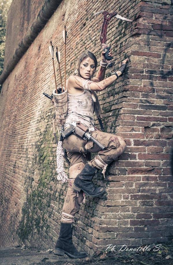 Tomb Raider 9 - Climb by FuinurCroft