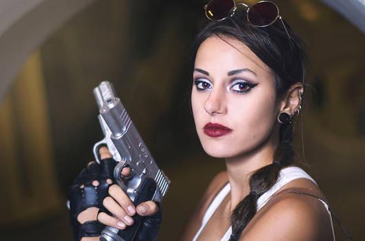 Tomb Raider III South Pacific - Portrait
