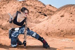 Tomb Raider III Nevada Desert by FuinurCroft