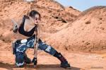 Tomb Raider III Nevada Desert