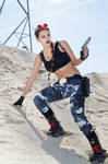 Tomb Raider III Nevada - near the Area 51