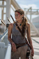 Rise of the Tomb Raider by FuinurCroft