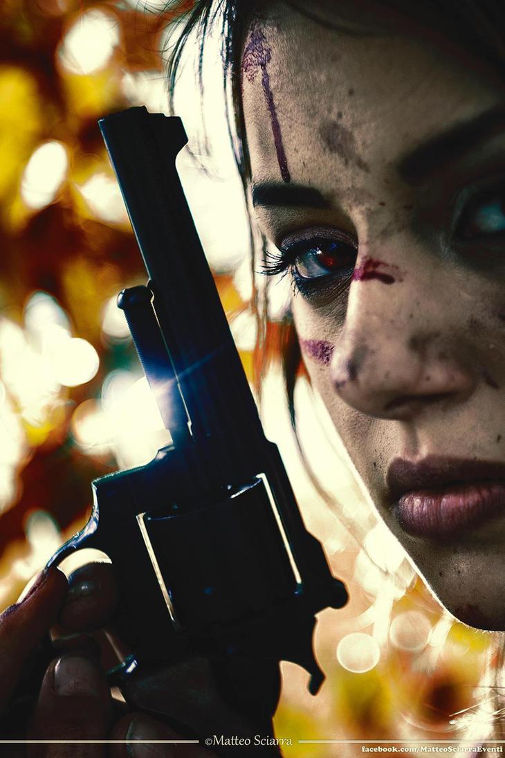 Lara Croft - Rising by FuinurCroft