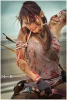 I must survive - Tomb Raider 9 by FuinurCroft
