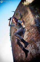Jump! - Lara Croft Rise of the Tomb Raider