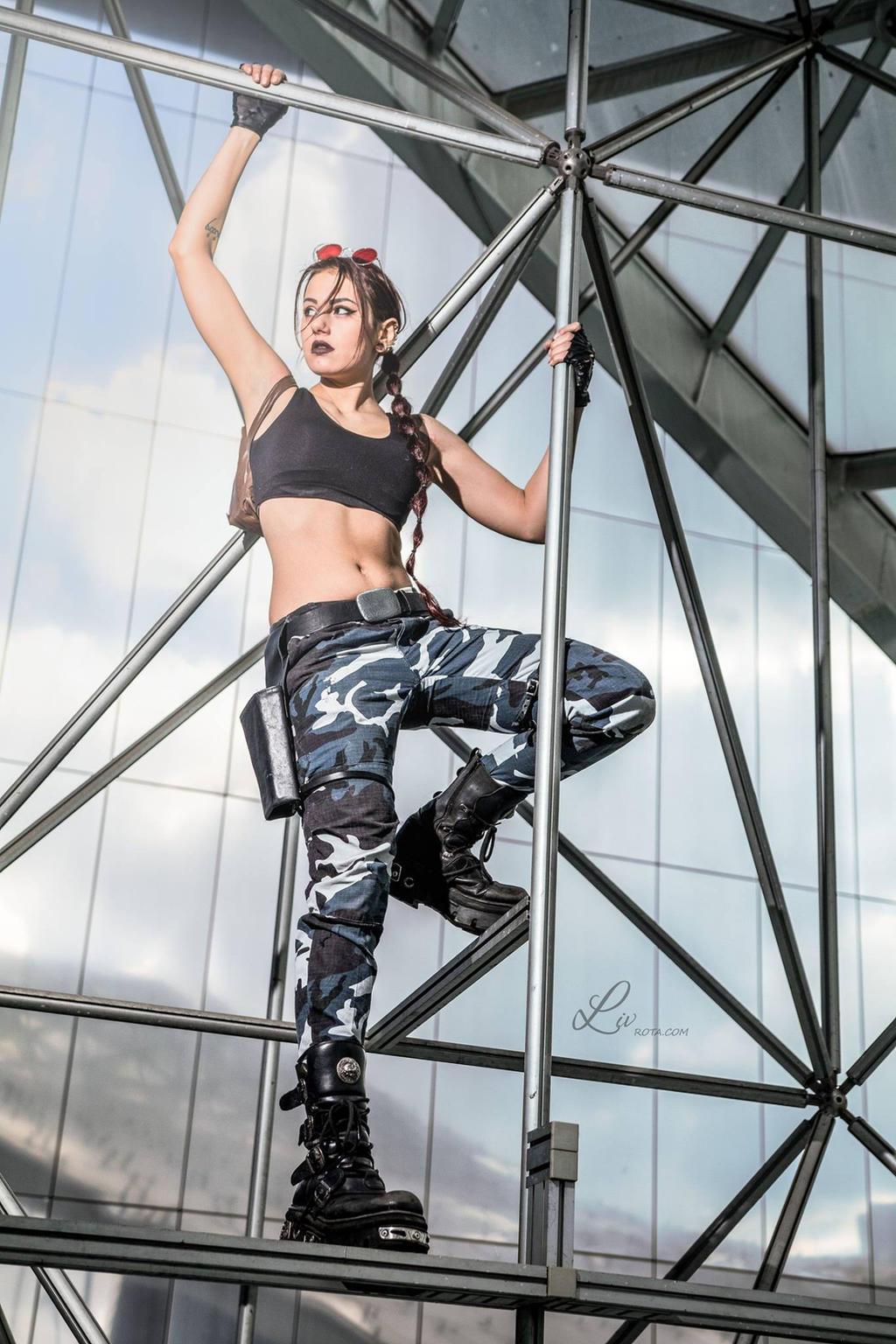 Tomb Raider III - High Security Compound by FuinurCroft