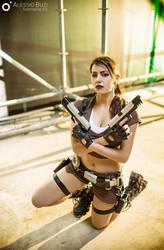 Lara Croft - Tomb Raider Legend