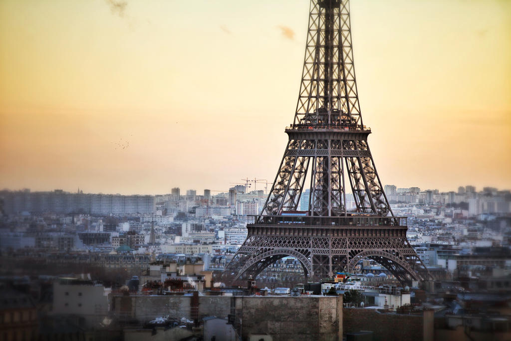 A view of Paris by Scourge8056