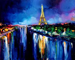 Eiffel by sagittariusgallery