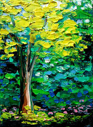 Story of the Tree Act XXXVI by sagittariusgallery