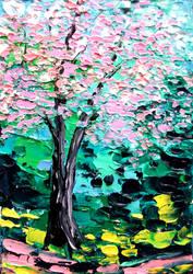 Story of the Tree Act XXXVII by sagittariusgallery