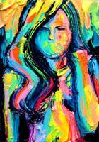 Femme 234 by sagittariusgallery